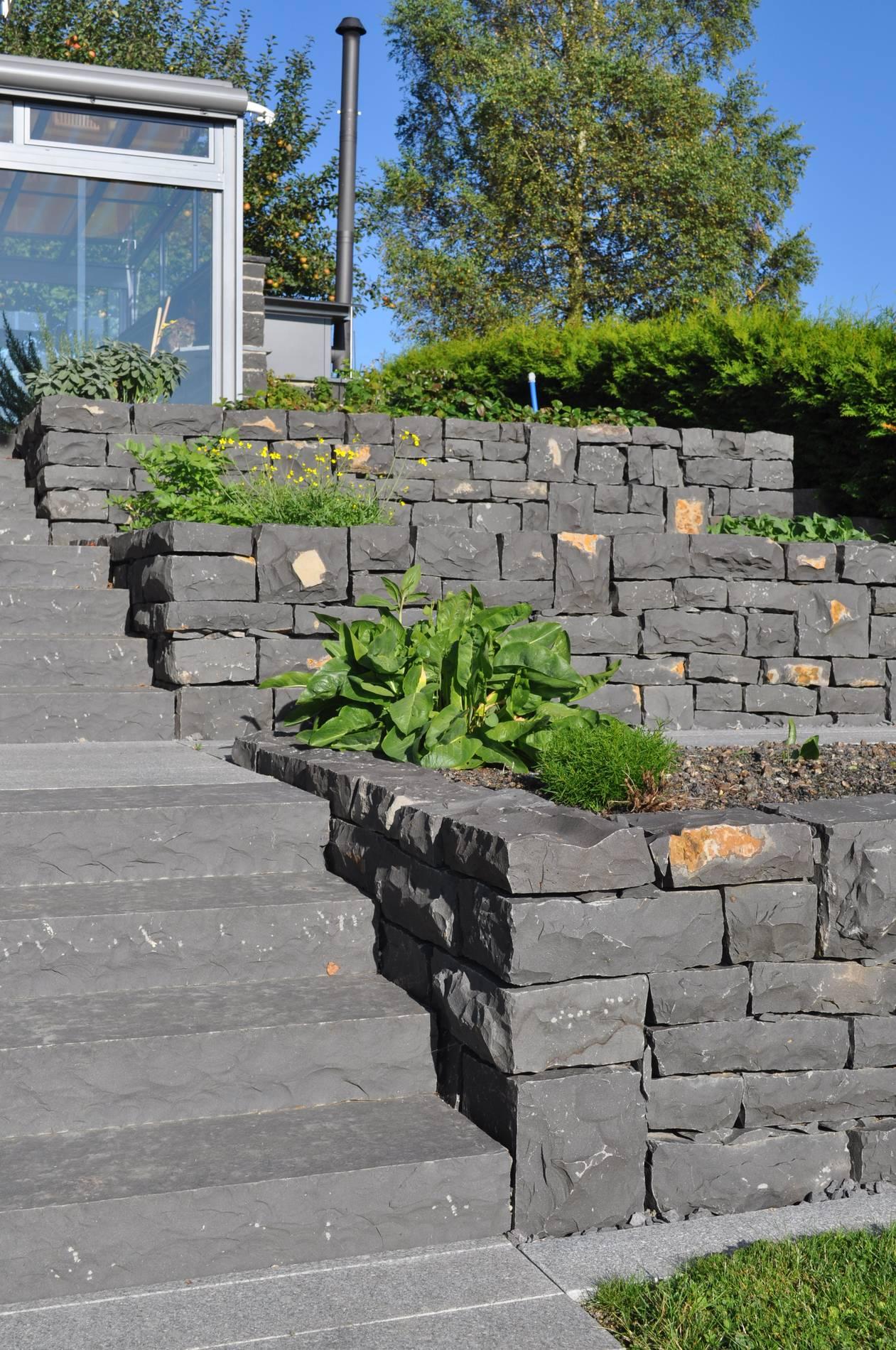 Garten landschaftsbau portfolio schanz natursteine for Garten landschaftsbau